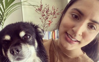 Why debut author, Meera Shah, compares finding an agent to dating… relatable, right?